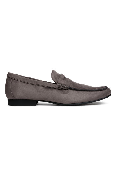 Loafers - Dark grey - Men | H&M 1