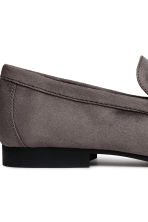 Loafers - Dark grey - Men | H&M 4