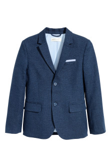 Single-breasted blazer