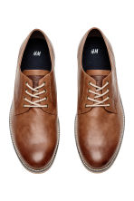 Derby shoes - Brown - Men | H&M CN 2