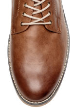Derby shoes - Brown - Men | H&M CN 3