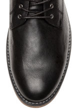 Derby shoes - Black - Men | H&M 3