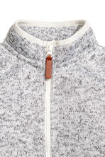 絨毛連身裝 - Light grey marl - Kids | H&M 2