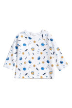 Maglie a maniche lunghe, 2 pz - Blu/Cookie Monster -  | H&M IT 2
