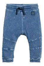 Pantalon de jogging - Bleu washed out - ENFANT | H&M CA 1