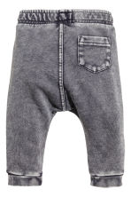 Joggers - Dark grey washed out - Kids | H&M CN 2
