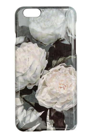 iPhone 6/6s case - Grey/Floral - Ladies | H&M CN