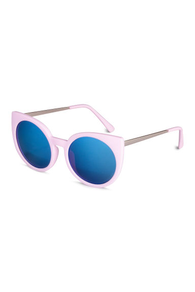 Sunglasses - Purple -  | H&M CN 1