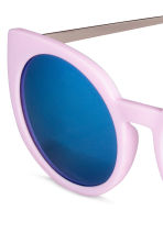 Sunglasses - Purple -  | H&M CN 3