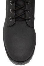 Pile-lined boots - Black - Ladies | H&M 3