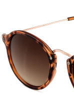 Sunglasses - Tortoise shell - Ladies | H&M 3