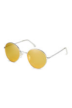 Sunglasses - Yellow - Ladies | H&M 1