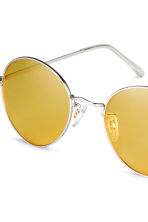 Sunglasses - Yellow - Ladies | H&M 3