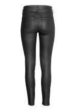 Skinny Regular Jeans - Black/Coated - Ladies | H&M IE 3