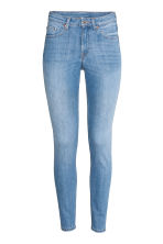Skinny Regular Jeans - Light denim blue - Ladies | H&M 2