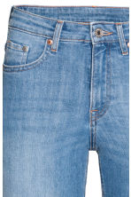 Skinny Regular Jeans - Light denim blue - Ladies | H&M 5