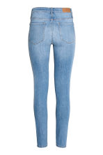 Skinny Regular Jeans - Light denim blue - Ladies | H&M 3