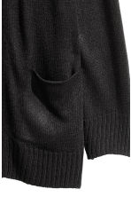 Knitted cardigan - Black - Ladies | H&M IE 3