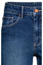 Skinny High Ankle Jeans - Dark denim blue - Ladies | H&M 5