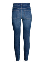 Skinny High Ankle Jeans - Donker denimblauw - DAMES | H&M BE 3