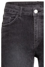 Skinny High Ankle Jeans - Dark grey denim - Ladies | H&M CA 5