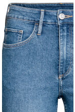 Skinny High Ankle Jeans - Denim blue - Ladies | H&M CN 4