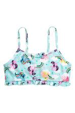 Patterned bikini - Turquoise/My Little Pony - Kids | H&M 2