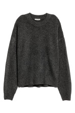 Dark grey marl