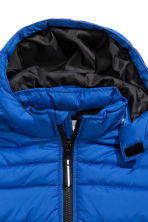 Padded jacket - Bright blue - Kids | H&M 4