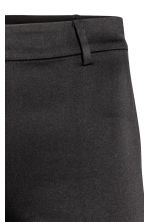 Tailored trousers - Black - Ladies | H&M CA 3