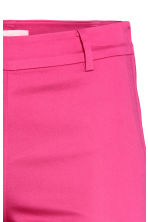 Tailored trousers - Cerise - Ladies | H&M 3