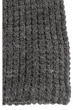 Wool-blend hat - Dark grey - Men | H&M 2
