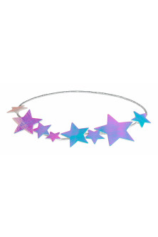 Hairband with stars