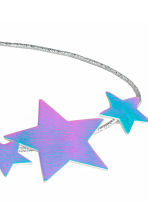 Hairband with stars - Silver/Stars - Kids | H&M CN 3