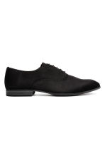 Oxford shoes - Black -  | H&M 1