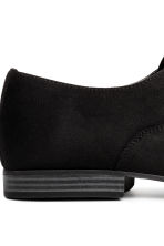 Oxford shoes - Black -  | H&M 4