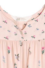 Patterned blouse - Powder pink - Kids | H&M CN 3