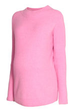 MAMA Knitted jumper - Light pink - Ladies | H&M 2