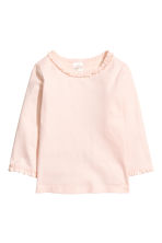 3-pack long-sleeved tops - Pink -  | H&M 2