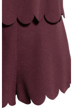 Playsuit - Plum - Ladies | H&M 3