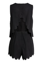 Playsuit - Black - Ladies | H&M CA 3
