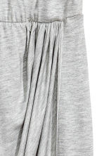 Wrap dress - Grey marl - Ladies | H&M 3