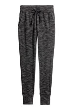 Joggers - Black marl - Ladies | H&M CN 2