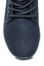 Sneakers alte - Blu scuro -  | H&M IT 3