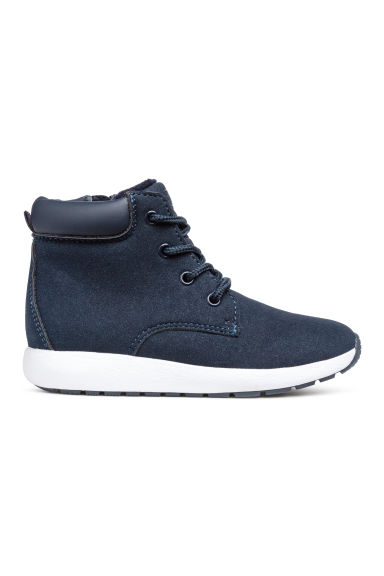 Sneakers alte - Blu scuro -  | H&M IT 1