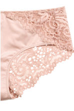 Lace hipster briefs - Powder pink - Ladies | H&M 3
