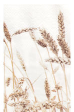 Paper napkins - White/Rye grass - Home All | H&M IE 2