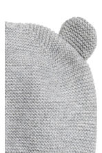 Knitted hat - Grey - Kids | H&M 2