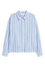 Light blue/Striped