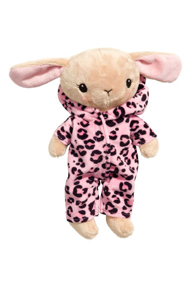 Soft toy - Light pink - Kids | H&M 1